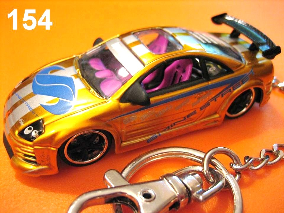 Mitsubishi '03 Eclipse (Copper) Die-cast Key Chain